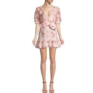 🌟SALE [LoveShackFancy] Lena Floral Linen Dress